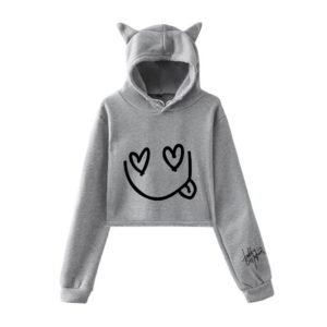 Bobby Mares Cropped Hoodie #3